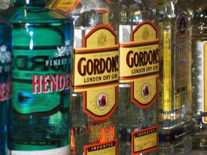 Luxe gin tonic cadeau